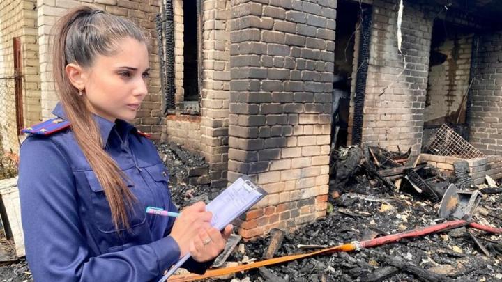 32-летний мужчина погиб на пожаре в селе Широкий Буерак