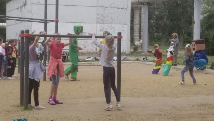 В День защиты детей в детсадах и школах Саратова проходят праздники