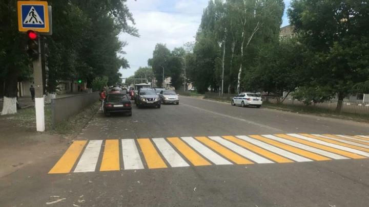 Водитель на «четырнадцатой» сбила велосипедиста в Балашове