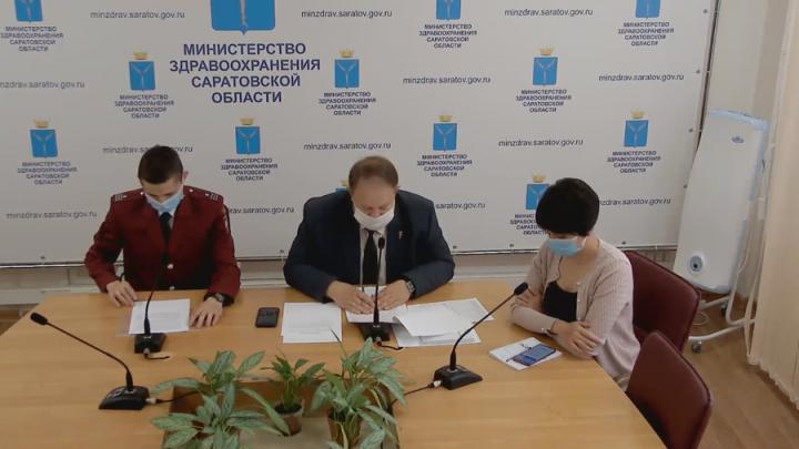 399 жителей Саратовской области остаются на кислородной поддержке с коронавирусом