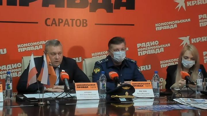 Саратовская область занимает второе место в ПФО по показателю воспроизведения лесов