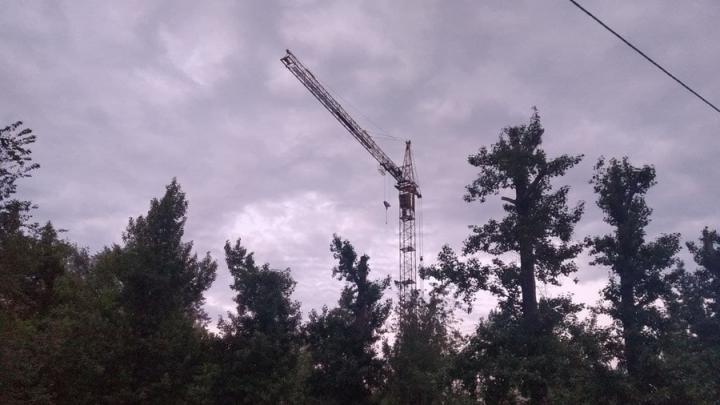 Восьмиэтажку построят в Заводском районе до конца года