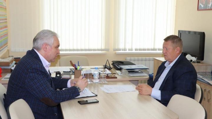 Панков инициировал разработку законопроекта о передаче районных дорог на областной уровень