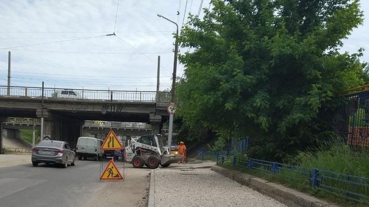 Четыре дороги отремонтируют в Энгельсе до конца лета