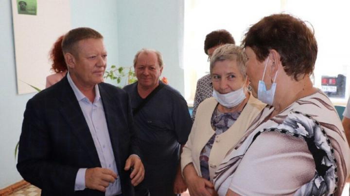 Панков: Планы развития помогут решить проблемы жителей районов