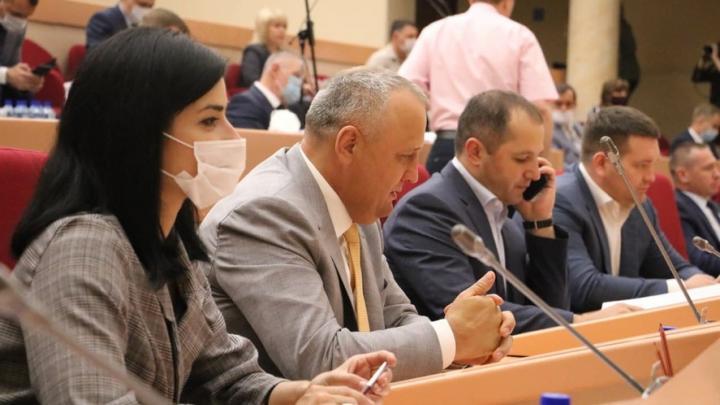 Назначение Ивана Бабошкина председателем аграрного комитета облдумы депутат назвал усилением регионального парламента