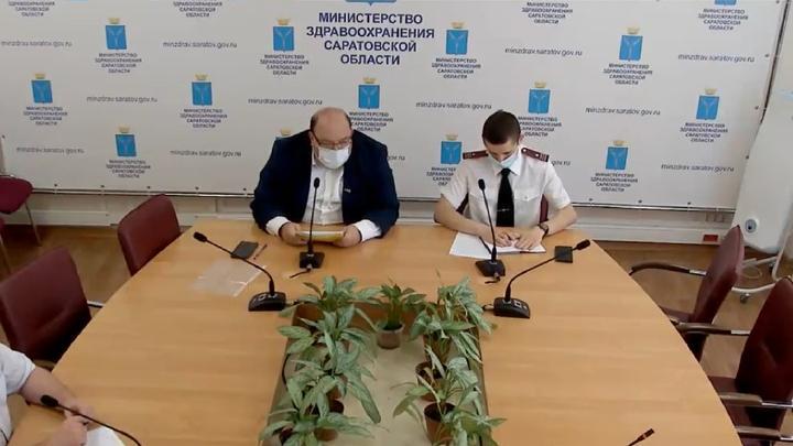 Более 400 коронавирусных больных в Саратовской области находятся на кислородной поддержке