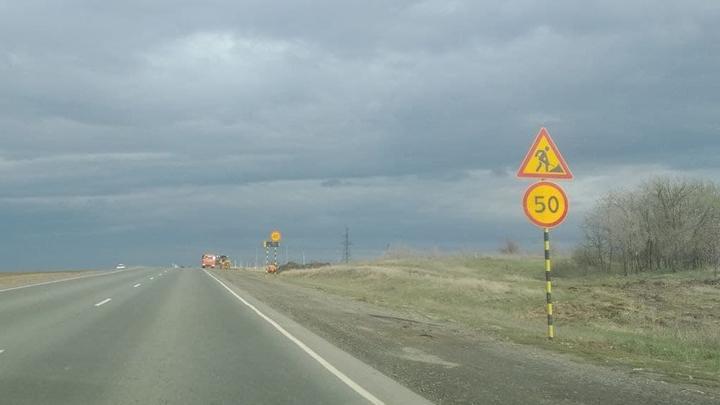 В Саратове обновят 342 дорожных знака