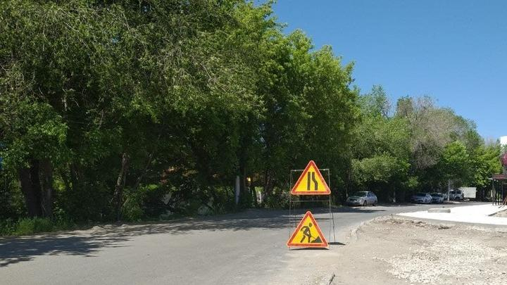 В Балаково отремонтируют одну из центральных улиц