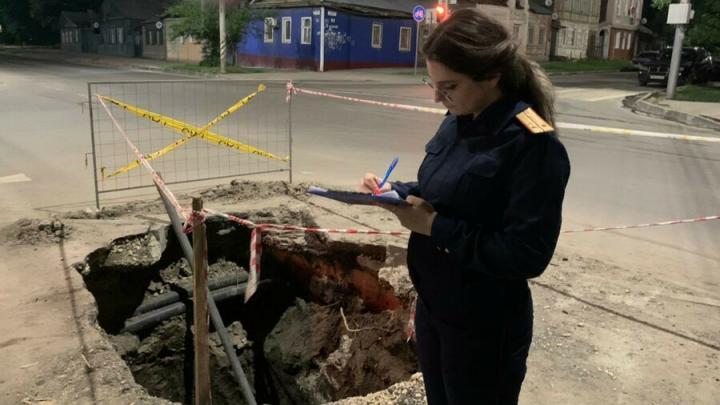 Тело 58-летнего саратовца с пробитой головой нашли в котловане во Фрунзенском районе