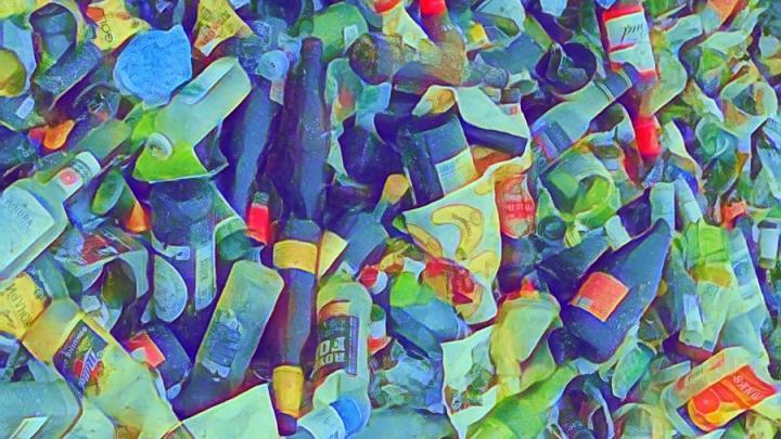 На саратовских заводах АО «Ситиматик» за 4 месяца отобрали почти тысячу тонн стекла