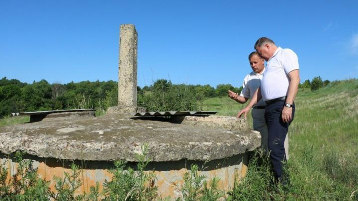 При поддержке Александра Романова решен вопрос с водоснабжением села Балтайского района