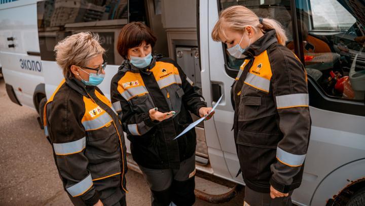 Минприроды и Саратовский НПЗ организовали экологическую акцию «Чистый воздух»