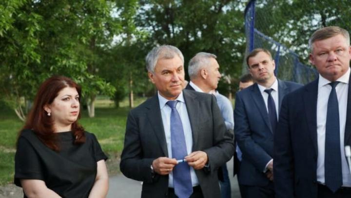 Володин поделился мнением о встрече Путина и Байдена