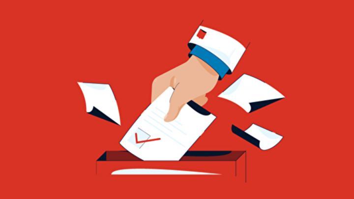 ЦИК не одобрил проведение сентябрьских выборов во дворах