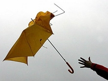 МЧС предупреждает о шквалистом ветре