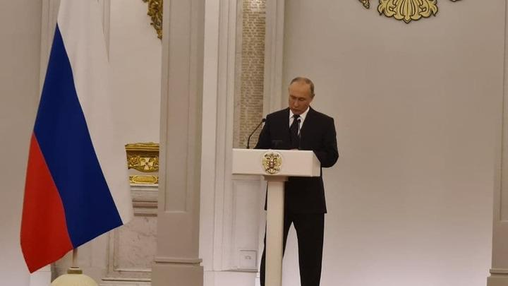 Панков: Правильно сказал наш Президент – служение Родине – вот главная задача депутатов