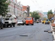 Для ремонта закрывается последний участок улицы Московская