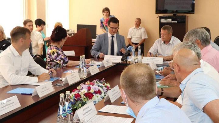 Николай Панков рассказал о планах по развитию профобразования в районах