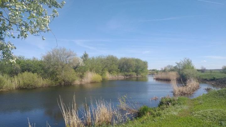 В Саратовской области чистят русла рек