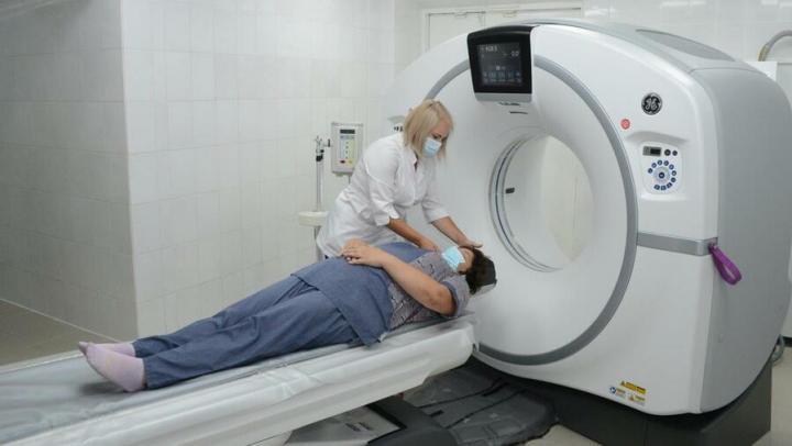 Благодаря Балаковской АЭС в Балакове заработал новейший компьютерный томограф