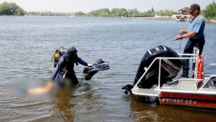 В Волге под Энгельсом утонула 42-летняя женщина