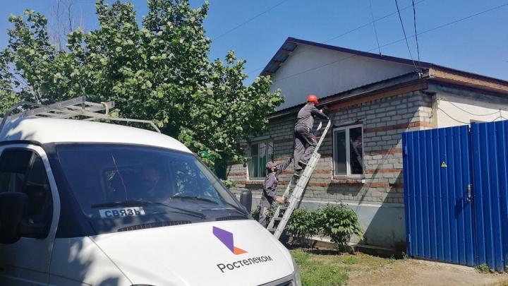 Саратовская область: «Ростелеком» провел высокоскоростной интернет в коттеджные микрорайоны Вольска