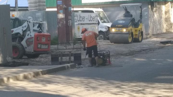 В Шумейке за две недели отремонтируют одну из центральных улиц