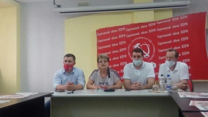 Николай Бондаренко не будет соревноваться с Володиным и выдвигается по Балашовскому округу