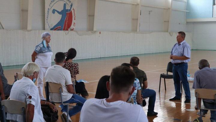 Николай Панков: Спортивное сообщество предложило идеи для программы «Саратов спортивный»