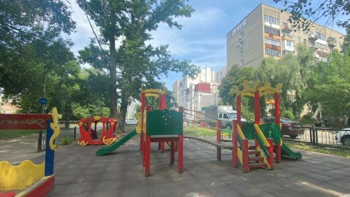 «Т Плюс»: детские площадки в охранных зонах теплосетей недопустимы