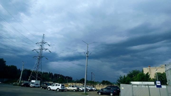 Еще один ураган надвигается на Саратовскую область