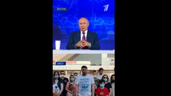 Владимир Путин: Не сортирующие мусор власти надо привлекать к ответственности