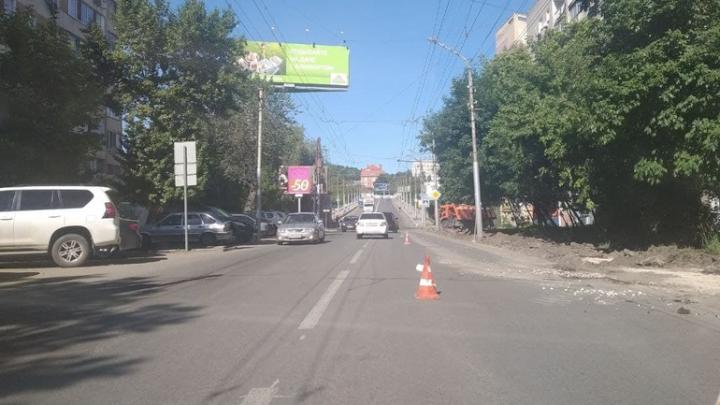 В Саратове отремонтируют три километра улицы Соколовой до конца сентября