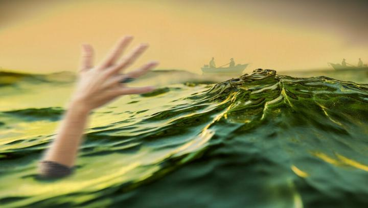 Саратовец утонул в Гагре во время шторма