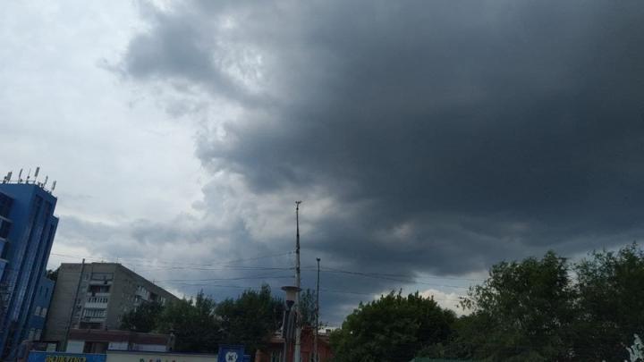В Саратовской области возможен ураган
