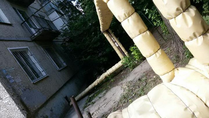 """Т Плюс"" за два месяца заменил 7 км теплоизоляции на сетях Саратова"