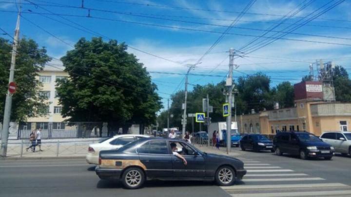 Чиновники пообещали отремонтировать светофоры на Московской и Астраханской