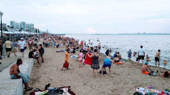 В Саратовской области окрыты 26 пляжей