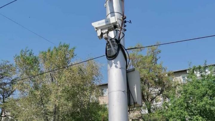Новая дорожная камера появится в Энгельсе