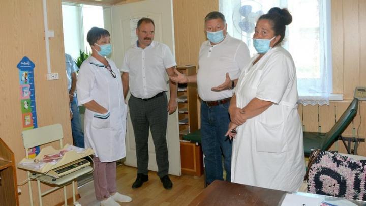 Александр Романов: «Качество оказания первичной медицинской помощи должно соответствовать всем современным требованиям»