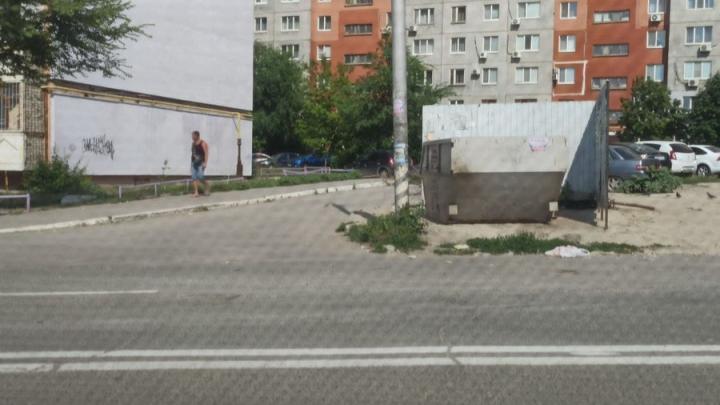 Жители Солнечного нарушают ПДД, чтобы попасть домой | ВИДЕО