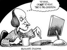 ВЦИОМ: Традиционные СМИ пока еще авторитетнее блогов