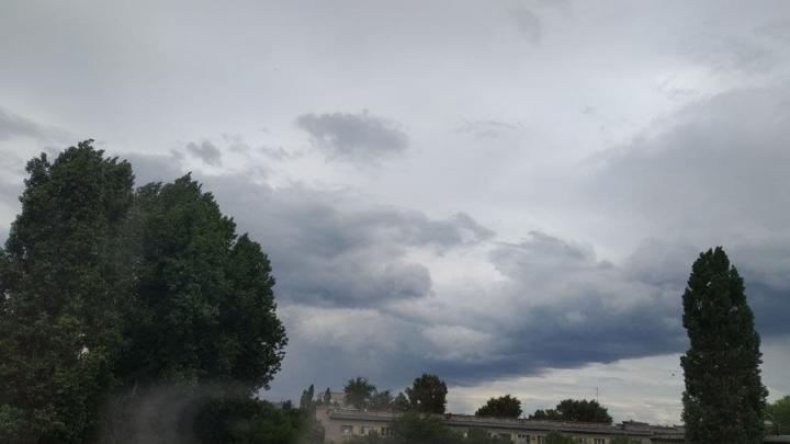 Грозы и дожди пройдут в Саратовской области
