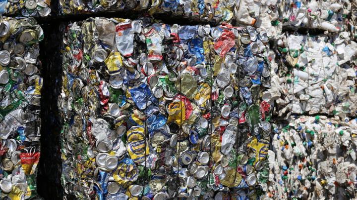 На объектах АО «Ситиматик» за полгода отобрали более 200 тонн металлических отходов