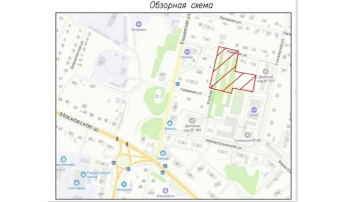 В Саратове готовится проект строительства ледовой арены