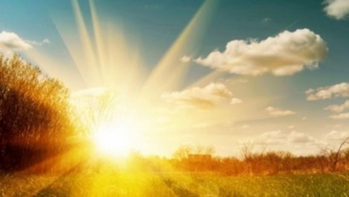 Погода в Саратове ясная и безветренная