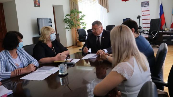В Думе пройдет расширенное совещание, посвященное качеству оказания первичной медицинской помощи