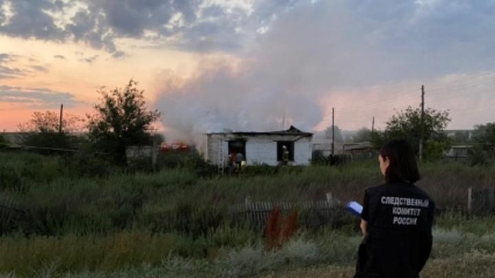 Одна женщина погибла и еще одна госпитализирована после пожара в Ершовском районе