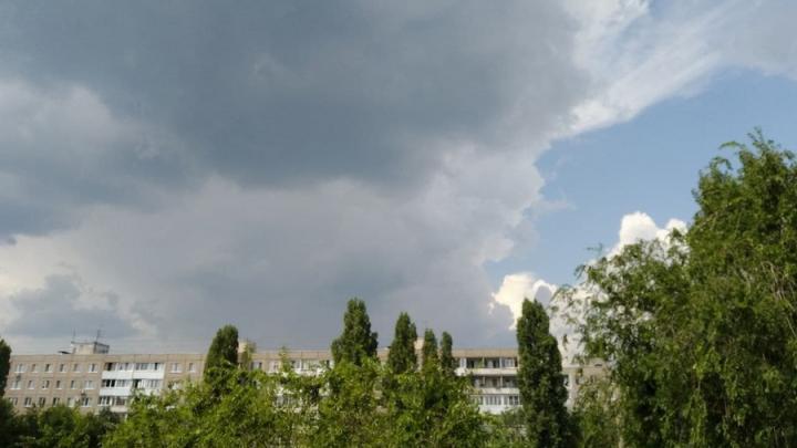 Снова дождь ожидается Саратове